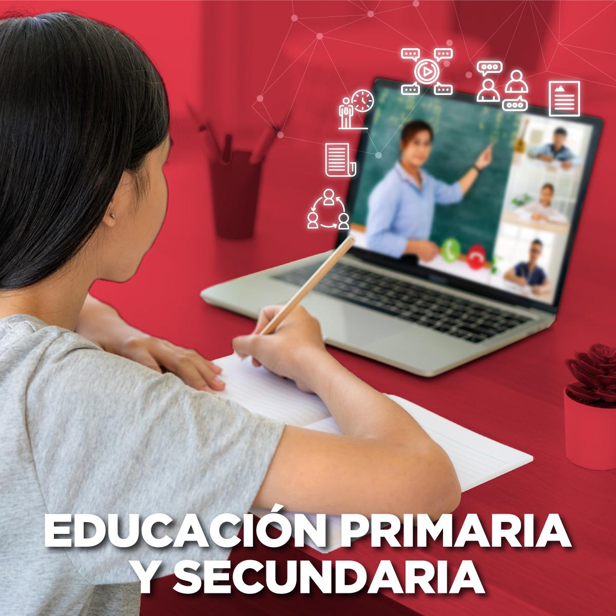 Educación Primaria y Secundaria